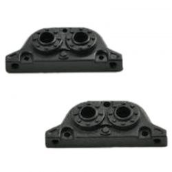 Plastic Transfer Case Housing: