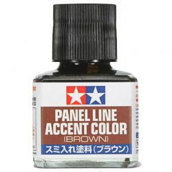 Brown Panel Line Accent Color 40ml