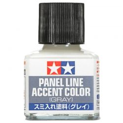 Gray Panel Line Accent Color 40ml