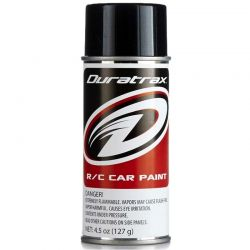 PC280 Polycarb Spray Metallic Black 4.5 oz