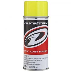 Polycarb Spray Fluorescent Yellow 4.5 oz