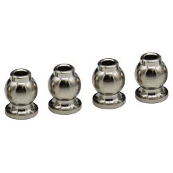 Steel Chrome Pivot Ball 3x7.8x10.5 BLX 6S