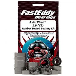Sealed Bearing Kit - Axial Wraith 1.9 V2 Rubber