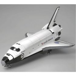 Space Shuttle Orbiter Plastic Model Kit