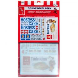1/25 Hostess Trucking Decal Pack