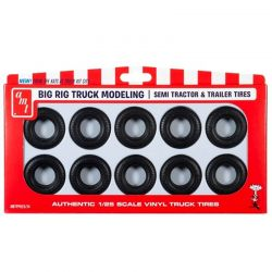 1/25 Big Rig Truck Tire Parts Pack