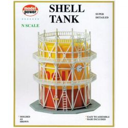 N KIT Shell Gas Tank