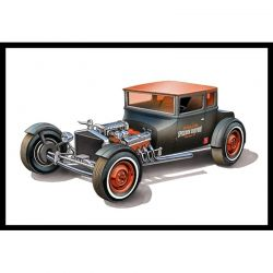 1925 Ford T Chopped 1:25 Scale Model Kit