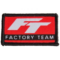 Factory Team Logo Patch