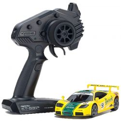 MINI-Z RWD McLaren F1 GTR No. 51 LM 1995 MR-03 Readyset