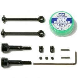 RC Universal Shaft Assembly - TT-01/2 TA04