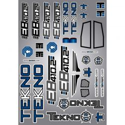 Decal Sheet EB410.2