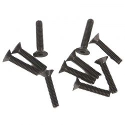 M2.5 X 12mm Flat Head Screws 10