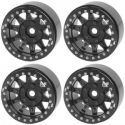 Dirty Life RoadKill 1.7 Beadlock Wheels (Black)