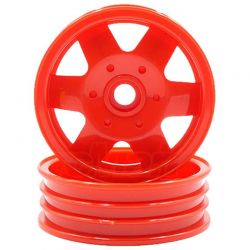 RC Rear Wheels: DT-01 Mad Fighter