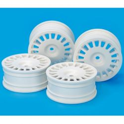 RC 24Mm Med-Narrow Dish Wheels