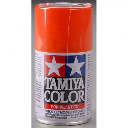 Spray Lacquer TS-12 Orange
