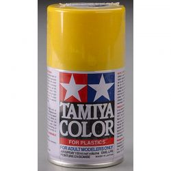 Spray Lacquer TS-16 Yellow