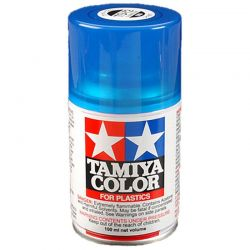 Spray Lacquer TS-72 Clear Blue