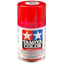 Spray Lacquer TS-74 Clear Red