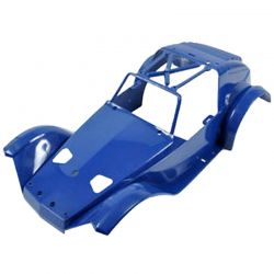 RC Body: 1:10 Scale Holiday Buggy 2010 Dt02