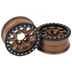 Method Race Wheel 101 1.9 beadlock wheel (V2) Bronze