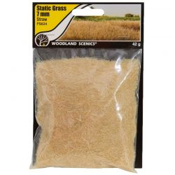 Static Grass Straw 7mm