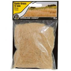 Static Grass Straw 12mm