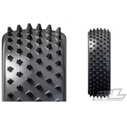 Pyramid 2.2 Inch 2wd Z3 Medium Carpet Buggy Front Tire