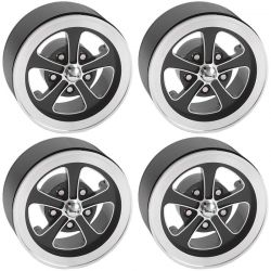 Rc4WD Ridler 645 1.9 Internal Beadlock Wheels
