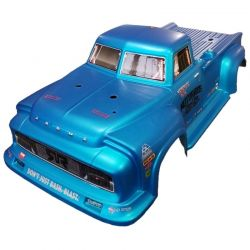 Notorious 6s Blx Body Blue Real Steel (Truck not includ
