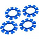 Satellite Tires Gluing Rubber Bands Blue Compound (4)