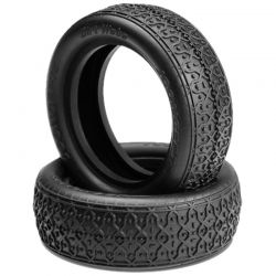 Dirt Webs 2.2 inch 2WD Front Tires Gold (2)