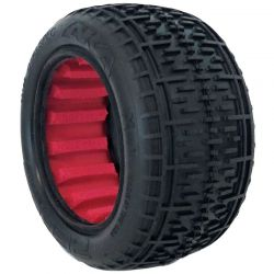 1:10 Buggy Rebar Rear Super Soft - w/ Red Inserts