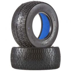 Dirt Webs Sct 3.0 Inch X 2.2 Inch Tires Blue (2)