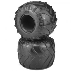 JCT Monster Truck Tires-Blue (Soft) Compound for 2.6 x 3.6