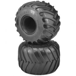 Golden Years - Monster Truck tire - Gold compound