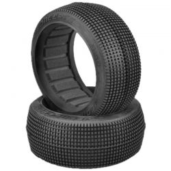 Blocker Tires - R2 compound 1/8 Buggy Tires