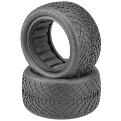 Ellipse Silver Compound Tires fits 2.2 2WD and 4WD Rear Tire