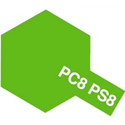 PS-8 Light Green Polycarbonate Spray Paint 100mL