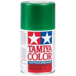 PS-17 Metal Green Polycarbonate Spray Paint 100mL
