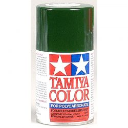 PS-22 Racing Green Polycarbonate Spray Paint 100mL