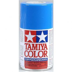 Tamiya PS-30 Brilliant Blue Polycarbonate Spray Paint 100mL [86030]