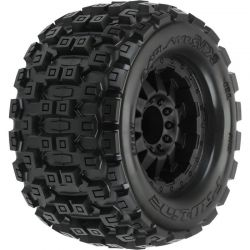Badlands MX38 3.8 inch All Ter Tires Mounted (2)