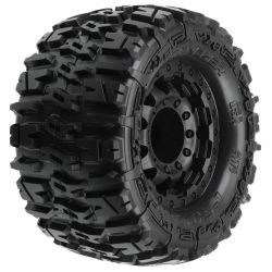 Trencher 2.8 All Terrain Tires Mounted for PRO-MT/Stampede 4x4