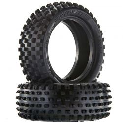 Wedge 2.2 4WD Z4 Carpet Buggy Front Tire 2