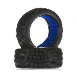 Fugitive X1 (Firm) Off-Road 1/8 Buggy Tires (2)