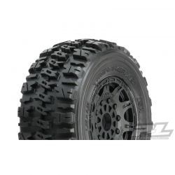 Trencher X SC 2.2/3.0 M2 (Medium) Tires Mounted 17mm