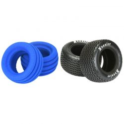 Hoosier Super Chain Link T 2.2 M3 Truck Tires F/R