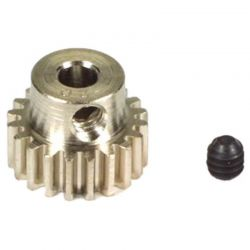 Hard Nickel Plated 48p Pinion 20 Teeth